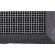 "36 X 60"" Blk Outdoor Entrance Floor Mat"