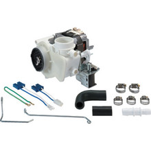 GE-HOTPOINT DISHWASHER MOTOR AND PUMP