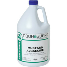 Aqua Guard 1 Gallon Mustard Algaecide