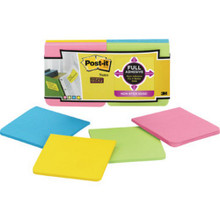 "3Wx3""L Post-It Super Sticky Notes Pk/12"