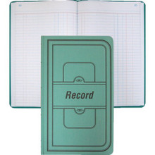30% Recycled Sewn Canvas Account Book