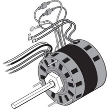 Fasco D150 Blower Motor