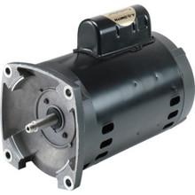 1 Hp Square-Flange Pool Motor