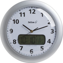 "Atomic 12"" Wall Clock"
