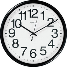 Office Depot Commercial Wall Clock