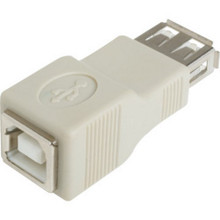 A-Female / B-Male Usb Adapter