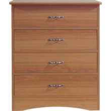 "Avondale 30"" 4 Drwr Chest Windsor Mahoga"