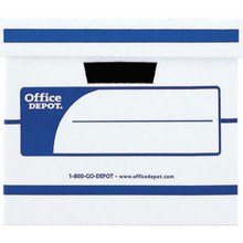 "Medium-Duty Storage Boxes ""Pkg Of 12"""