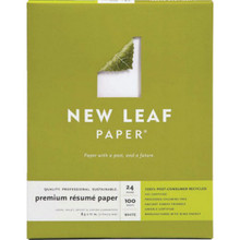 8-1/2 X 11 100% Recycled R#Sum# Paper