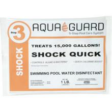 """Aqua Guard 1 Lb Trichloro Shock """"Pkg/30"""""""