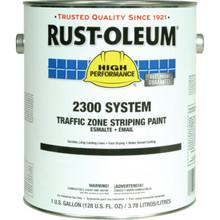1 Gallon Rust-Oleum High Performance Traffic Zone Paint - Dark Blue 2/Pk