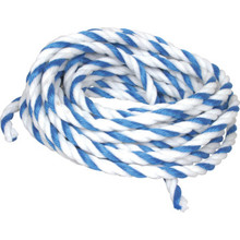 Pool Rope, 50' Blue/White