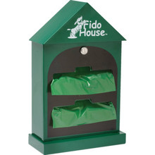 Fido House Pet Waste Dispenser