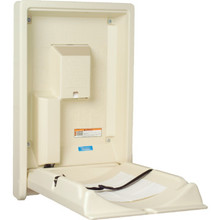 Koala Kare Baby Changing Station Vertical Wall Mounted