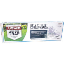 Animal Cage Trap For Raccoons, Squirrels, Feral Cats And Similar Size Animals