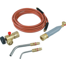 """B"" Tank Air Acetylene Torch"
