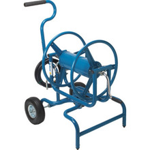Ames Jackson Swivel Hose Reel Wagon Style 400' Storage