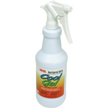 Cool-Gel Heat Dispersing Spray