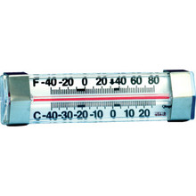 DUAL SCALE REFRIGERATOR THERMOMETER