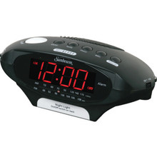 Sunbeam Alarm Clock Radio Night Light