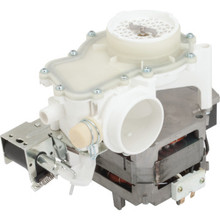 REPLCMNT DISHWASHER MOTOR AND PUMP