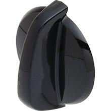 GE Electric Burner Knob Black