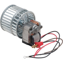 Exhaust Fan Motor And Blower Assembly