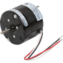 Enclosed Clockwise Exhaust Fan Motor