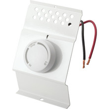 Cadet Baseboard Heater Single Pole White Thermostat