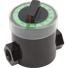 BBQ timer for propane or natural gas
