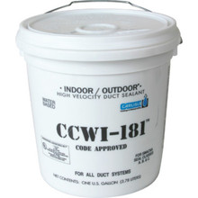 1 Gallon Mastic Duct Sealant