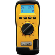 UEI C75 Combustion Analyzer