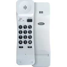 Aegis H2001-09 Single Line White Telephone