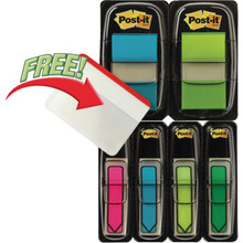 Post-It Flag Str Kit / Multi pkg/6