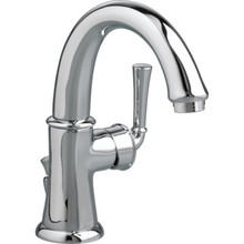 American Standard Portsmouth Lavatory Faucet Chrome Single Handle With Pop-Up
