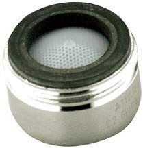 CFG Lavatory Aerator Brushed Nickel 2.2 GPM