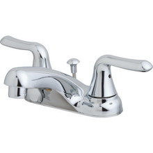 American Standard Colony Lavatory Faucet Chrome Two Handle With Pop-Up