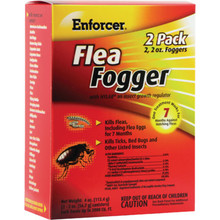 2 Ounce Enforcer Flea Fogger Package Of 2