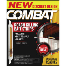 Combat Roach Killing Bait Station Package Of 10