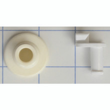 Whirlpool Dishrack Roller With Axle