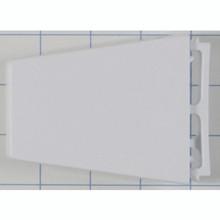 Whirlpool Refrigerator Door Shelf End Cap RH