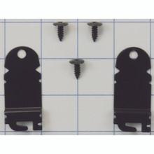 Whirlpool Dishwasher Rack Side Mounting Bracket Kit