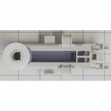Whirlpool Dishwasher Upper Dishrack Wheel