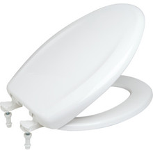 Bemis Plastic Elongated Toilet Seat STA-TITE Whisper Close 7900TDGSL