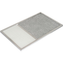 11-1/2x11-3/4x3/8 Range Hood Filter With Lens