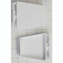 Whirlpool Refrigerator Door Shelf End Cap Kit