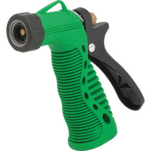 Garden Hose Nozzle Plastic Adjustable Spray
