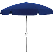 7 1/2' Garden Umbrella Pacific Blue