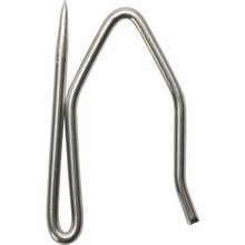 Short Drapery Pin-on Hook Package Of 100