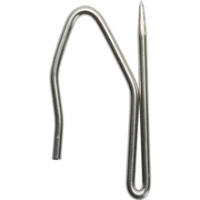 Long Drapery Pin-on Hook Package Of 100